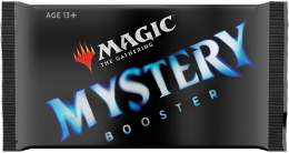 Magic The Gathering: Mystery Booster