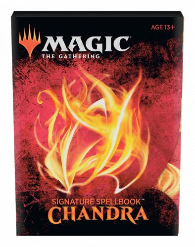 Magic The Gathering: Signature Spellbook - Chandra