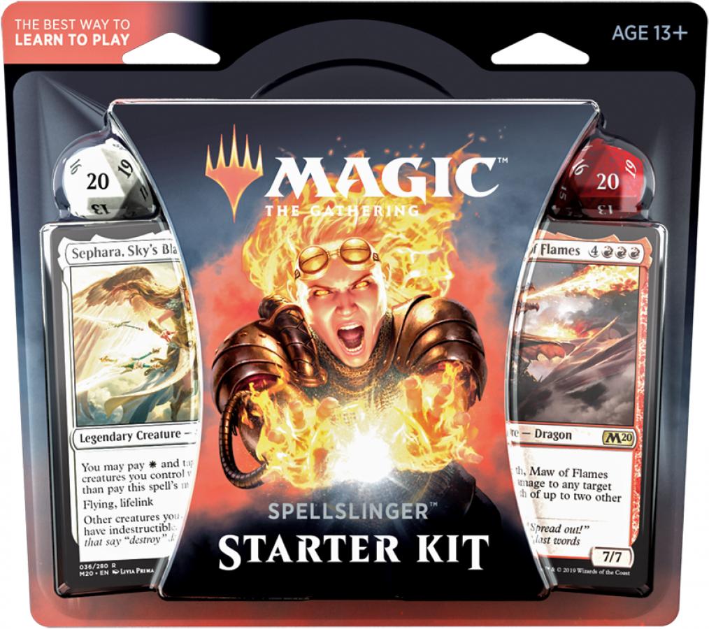 Magic The Gathering: Core Set 2020 - Spellslinger Starter Kit