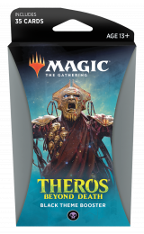Magic The Gathering: Theros Beyond Death - Black Theme Booster