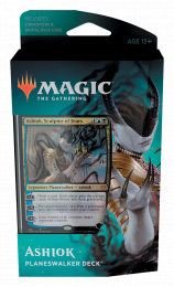 Magic The Gathering: Theros Beyond Death - Planeswalker Deck - Ashiok, Sculptor of Fears
