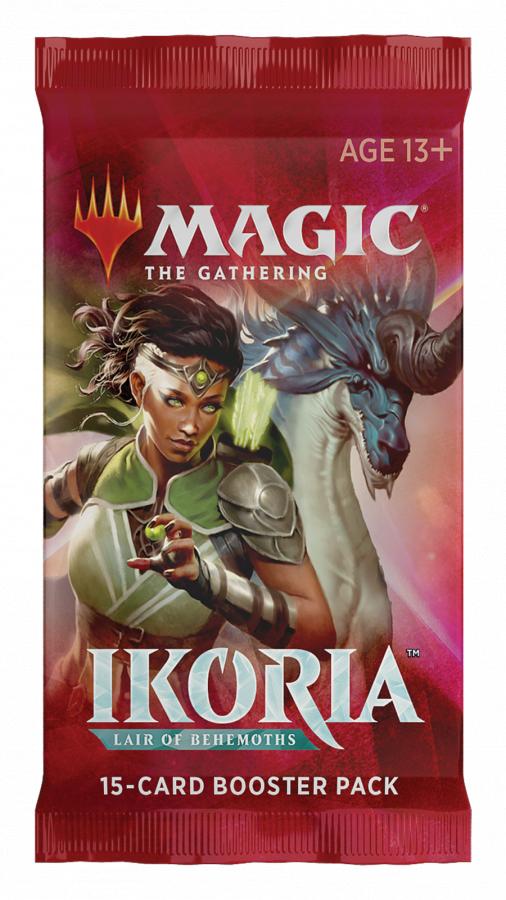 Magic The Gathering: Ikoria - Lair of Behemoths - Booster