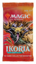 Magic The Gathering: Ikoria - Lair of Behemoths - Collector Booster