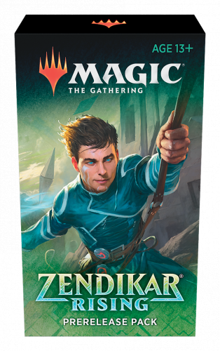 Magic: The Gathering: Zendikar Rising - Prerelease Pack