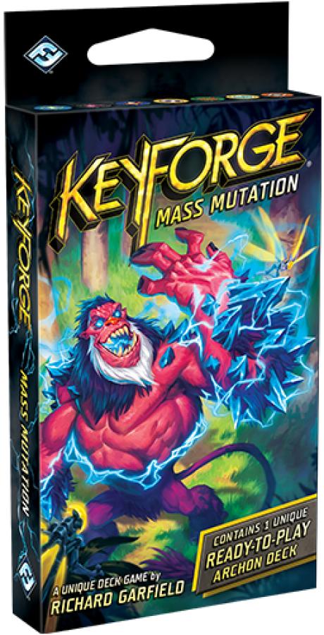 KeyForge (edycja angielska): Mass Mutation - Archon Deck