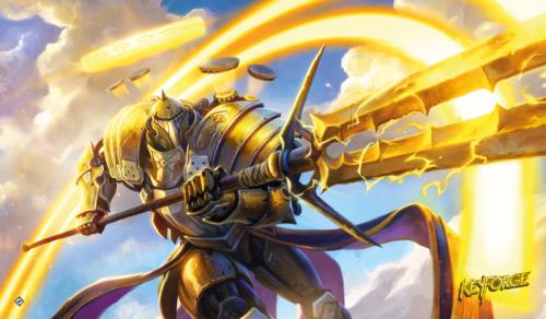 Mata KeyForge: Raiding Knight