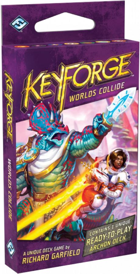 KeyForge (edycja angielska): Worlds Collide - Archon Deck