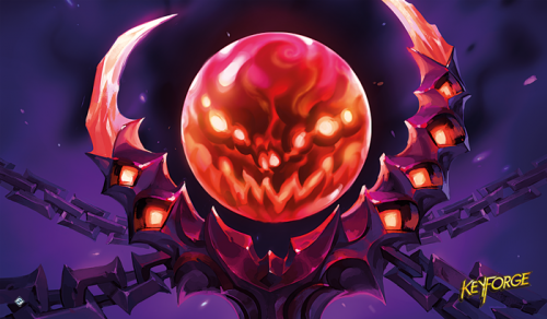 Mata KeyForge: Machinations of Dis
