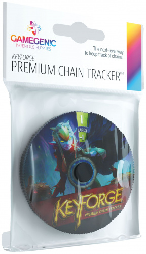 Gamegenic: KeyForge - Premium Shadows Chain Tracker