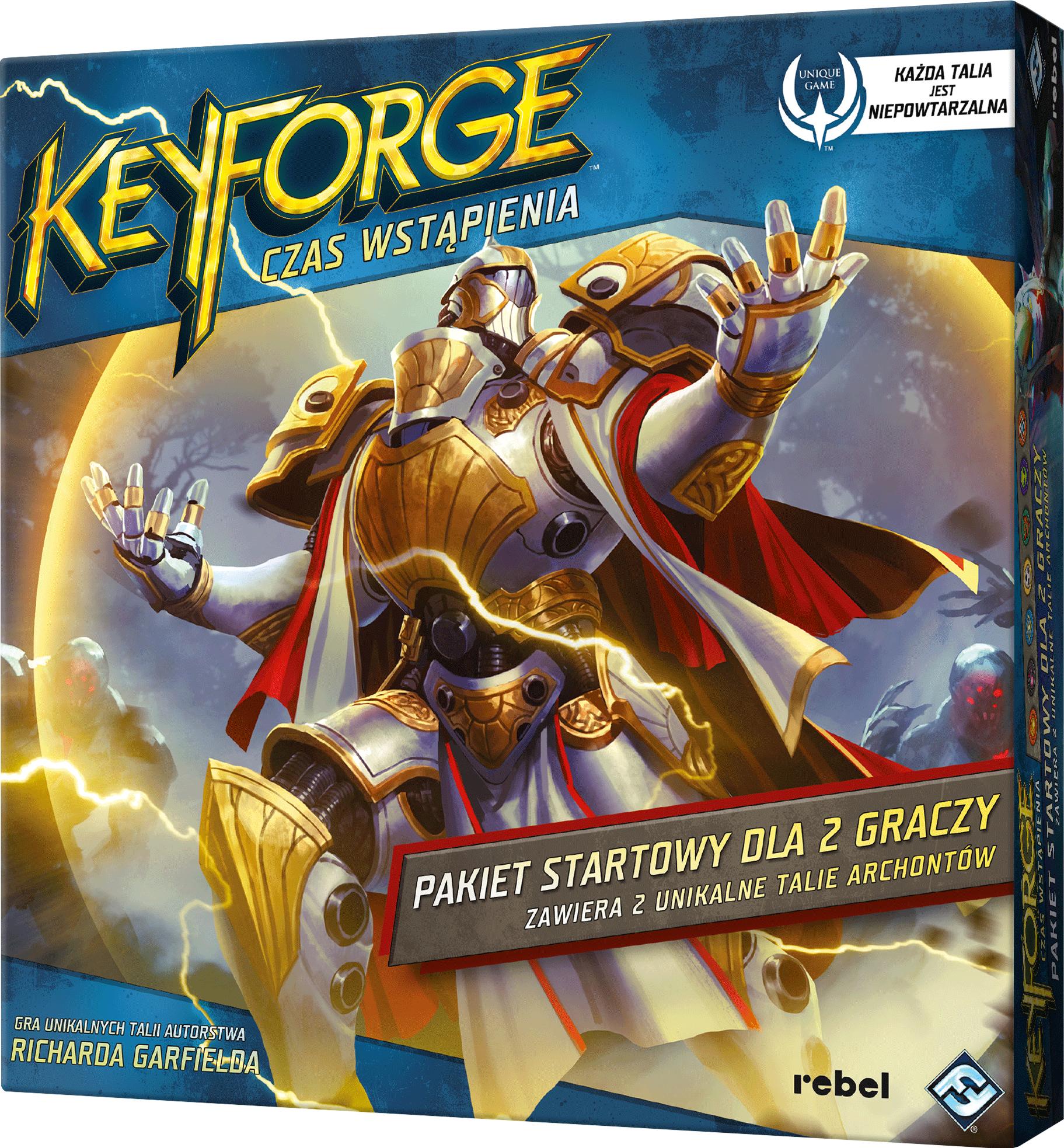 KeyForge: Czas Wstąpienia - Pakiet startowy