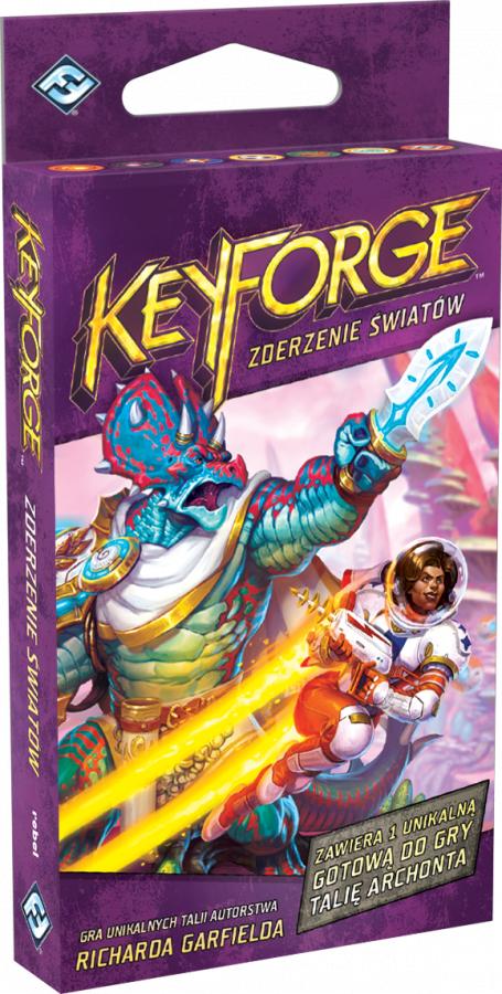 KeyForge: Zderzenie Światów - Talia Archonta