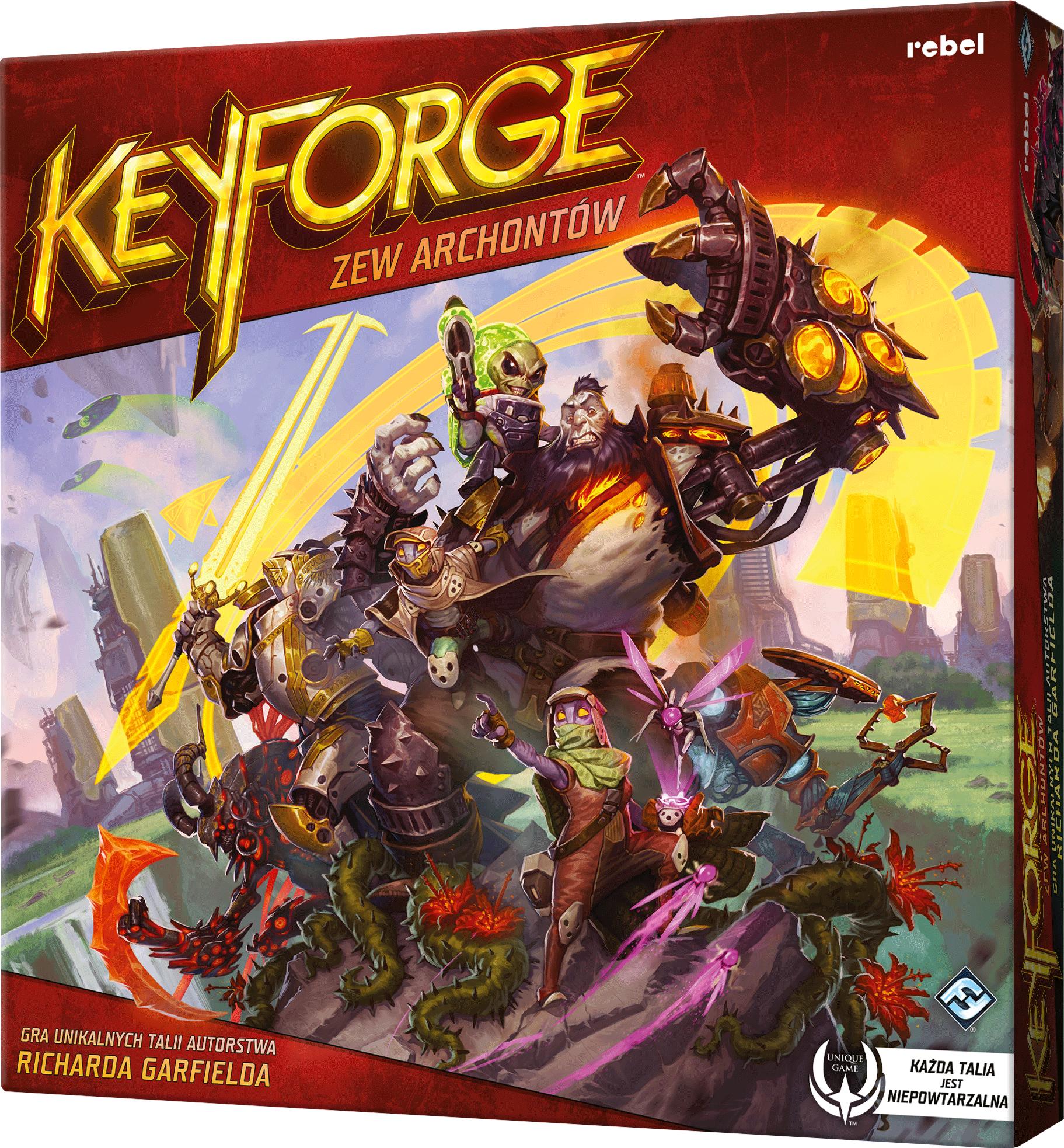 KeyForge: Zew Archontów
