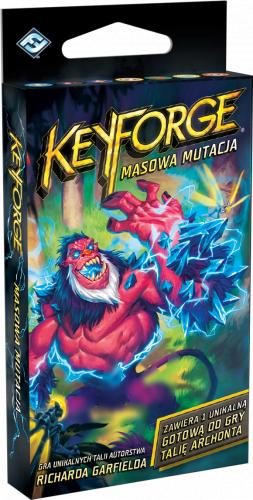 KeyForge: Masowa mutacja - Talia Archonta