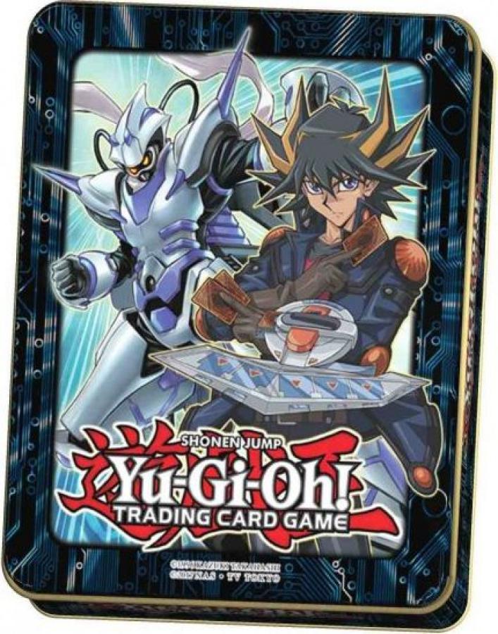 Yu-Gi-Oh! TCG: 2018 Mega Tin - Yusei