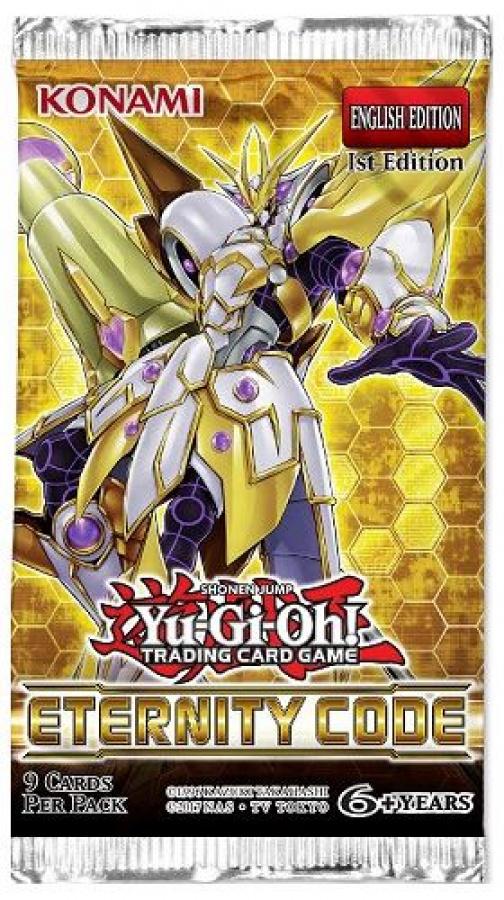 Yu-Gi-Oh! TCG: Eternity Code Booster