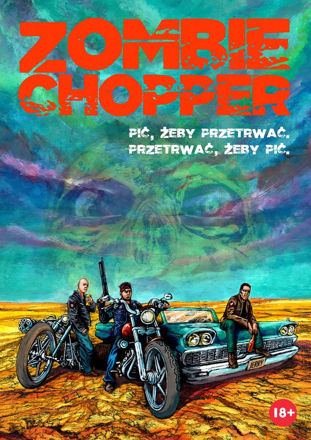 Zombie Chopper (miękka oprawa)