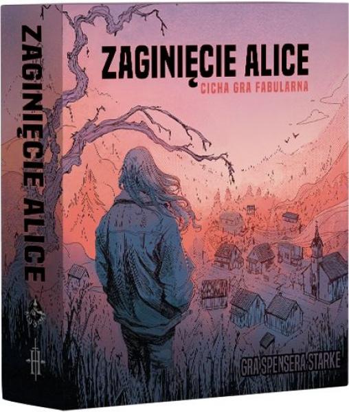 Zaginięcie Alice: Cicha gra fabularna