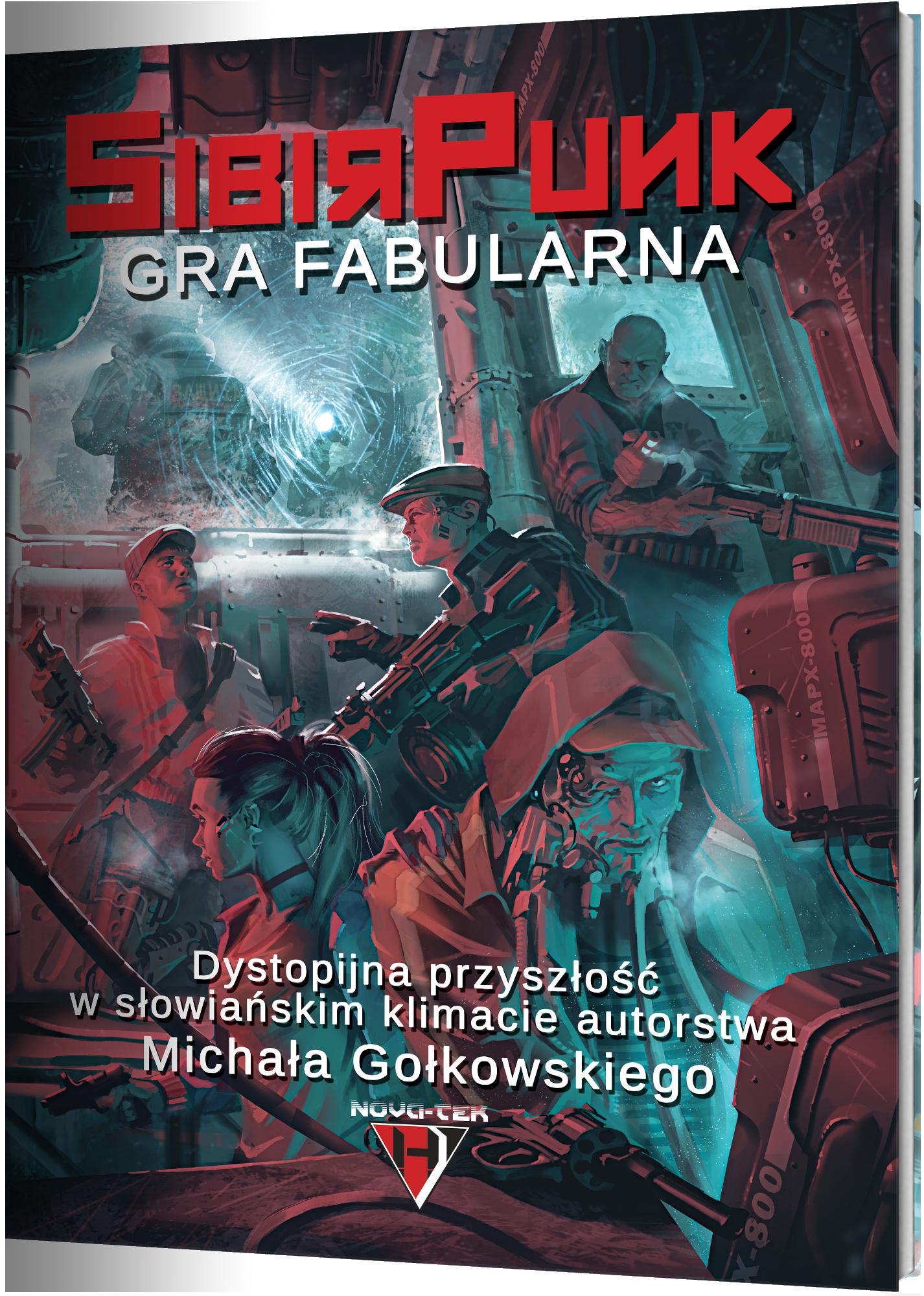 SibirPunk RPG