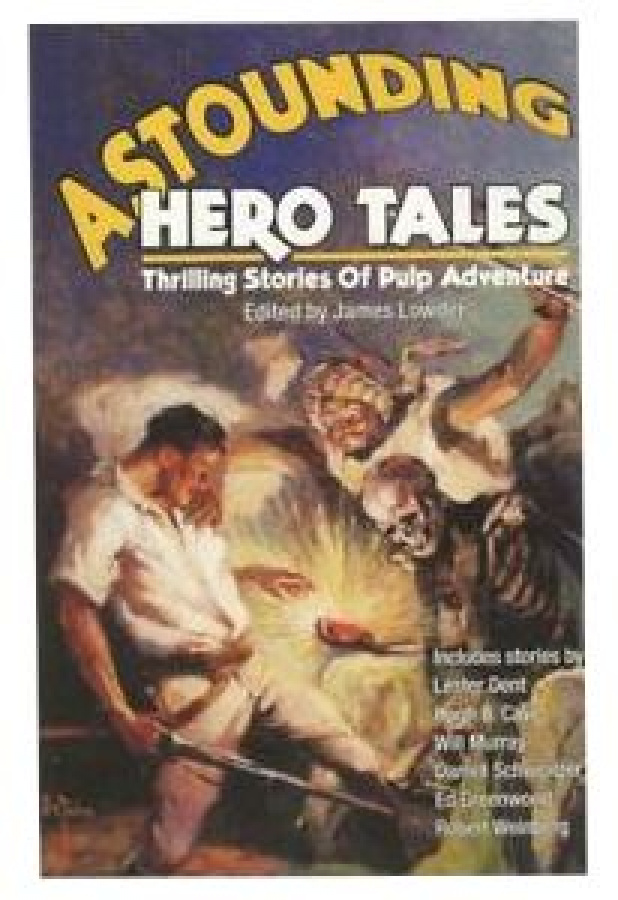 Astounding Hero Tales