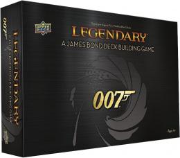 Legendary: A James Bond Deck Building Game