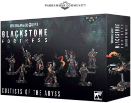 Warhammer Quest: Blackstone Fortress - Cultists of the Abyss