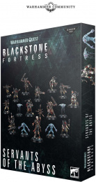 Warhammer Quest: Blackstone Fortress - Servants of the Abyss