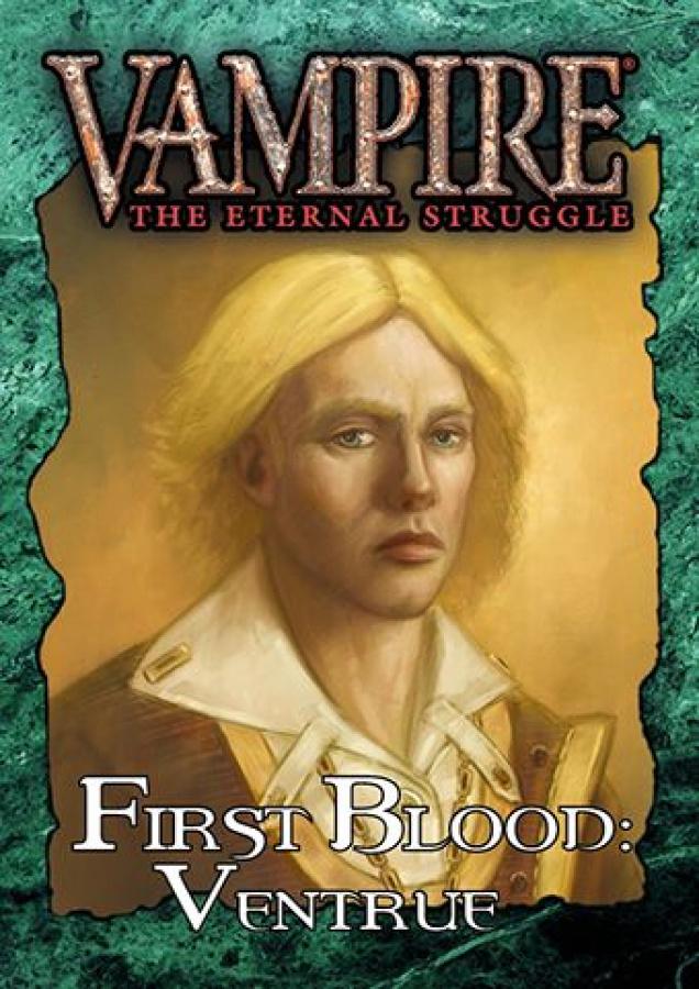 Vampire: The Eternal Struggle - Ventrue