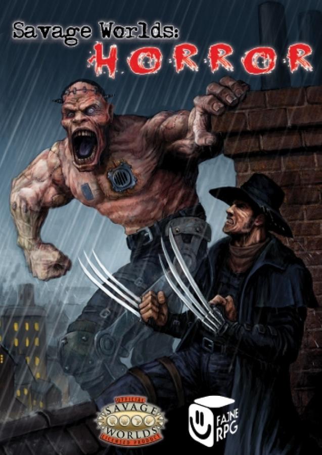 Savage Worlds: Horror
