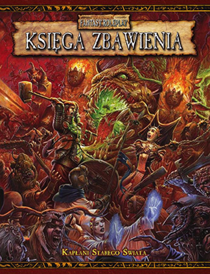 Warhammer FRP - Księga zbawienia