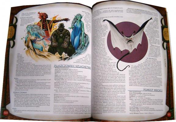 wnętrze podręcznika