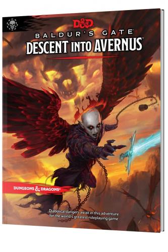 Dungeons & Dragons: Wrota Baldura - Zejście do Avernusa