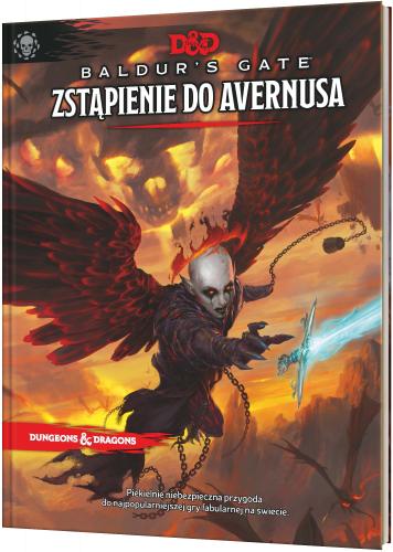 Dungeons & Dragons: Baldur's Gate - Zstąpienie do Avernusa