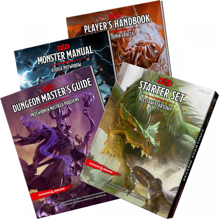 Dungeons & Dragons: Zestaw Arcymistrza