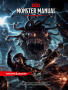 Dungeons & Dragons: Monster Manual (edycja angielska)