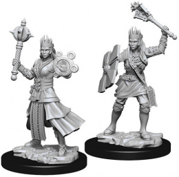 Dungeons & Dragons: Nolzur's Marvelous Miniatures - Female Human Cleric