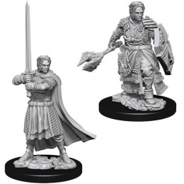 Dungeons & Dragons: Nolzur's Marvelous Miniatures - Male Human Cleric