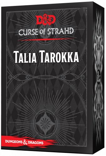 Dungeons & Dragons: Klątwa Strahda - Talia Tarokka