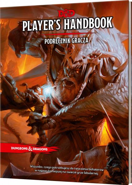 Dungeons & Dragons: Player's Handbook (Podręcznik Gracza)