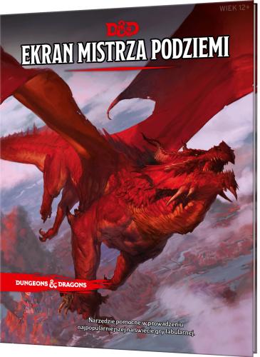 Dungeons & Dragons: Ekran Mistrza Podziemi