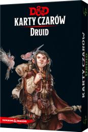 Dungeons & Dragons: Karty czarów - Druid