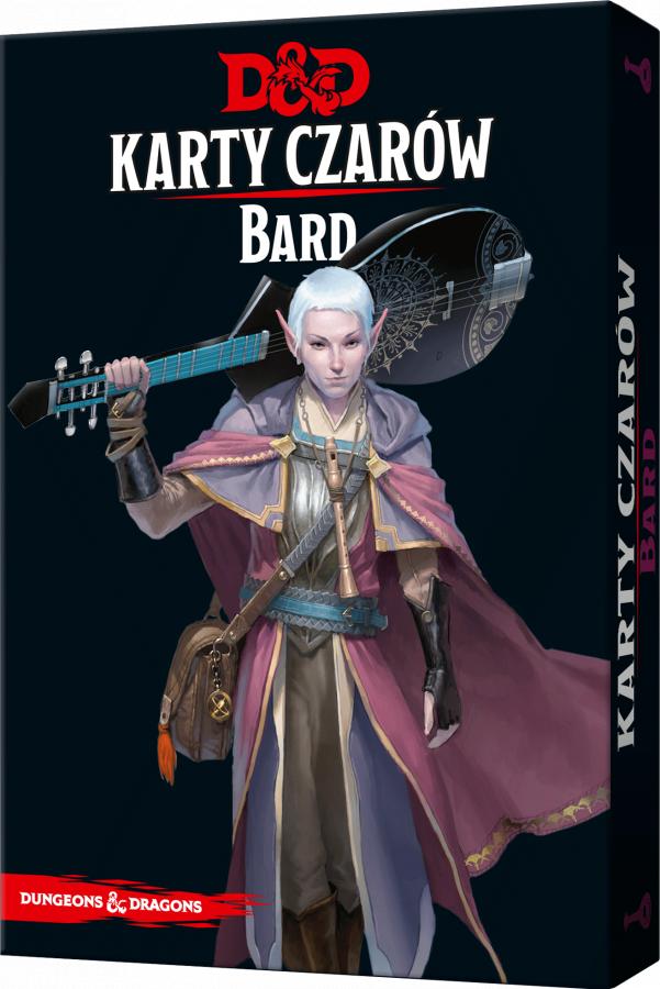 Dungeons & Dragons: Karty czarów - Bard