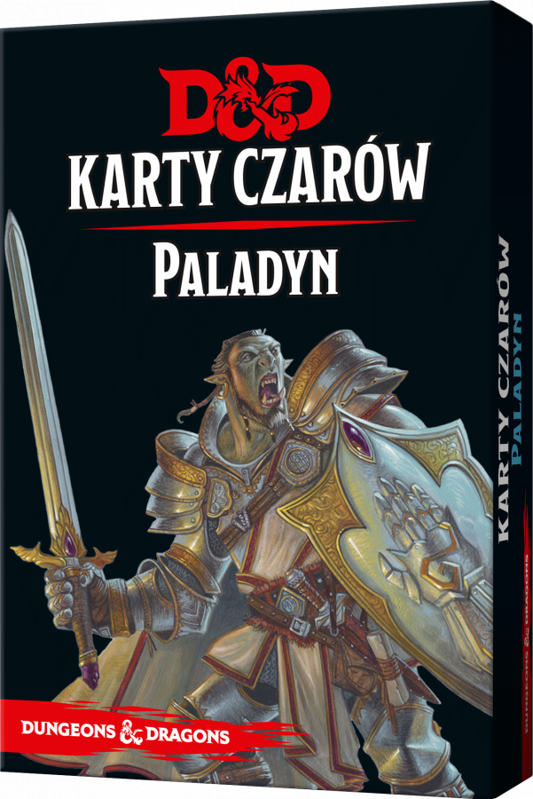 Dungeons & Dragons: Karty czarów - Paladyn
