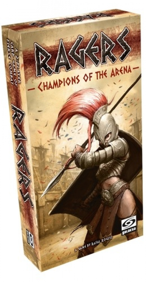 Ragers: Champions of the Arena (ENG)
