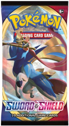 Pokemon TCG: Sword and Shield - Booster