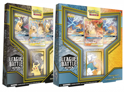 Pokemon TCG: Sword & Shield - Rebel Clash League Battle Deck (Display 6 szt.)