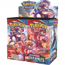 Pokemon TCG: Battle Styles - Booster (36)