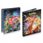 Pokemon TCG: Sword & Shield Darkness Ablaze - Album A5 na 80 kart