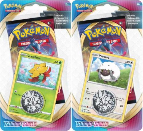 Pokémon TCG: Sword and Shield - Checklane Blister (Display 16 szt.)