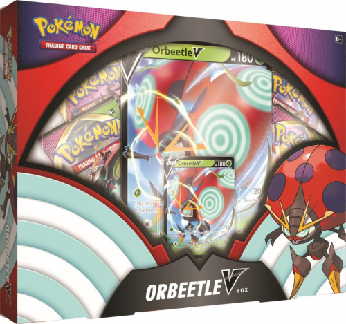 Pokemon TCG: 3.5 Champion's Path - VBox November Orbeetle