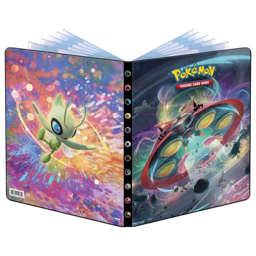 Pokemon TCG: Vivid Voltage A4 album